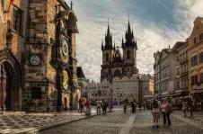 Прага - Братислава - Бърно