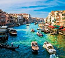 Венеция със самолет