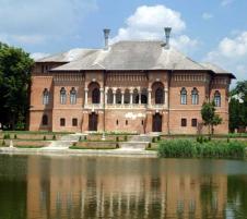 Солниците в Слъник и двореца Могошая в Букурещ