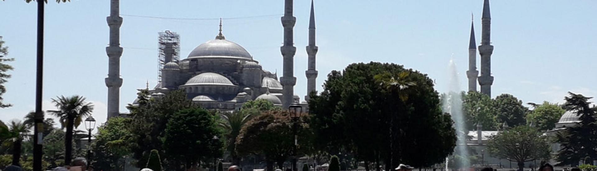 Истанбул-Фестивал на лалето 2021