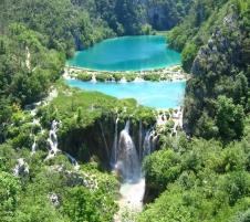 Плитвички езера – Постойна яма – Блед - Загреб