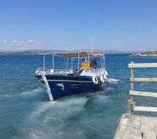 Халкидики - Ситония  (Мини Почивка) Геракини - Света гора - о-в Амулиани