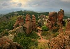 Белоградчишките скали, пещерата Магурата и пещерата Леденика