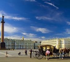 Белите нощи в Петербург