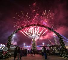 Нова Година 2020 в Албания
